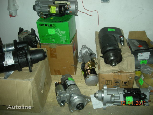 новый стартер  20430564 20430564VOLVO 20572417 85000746.7420397219. для тягача VOLVO FH12