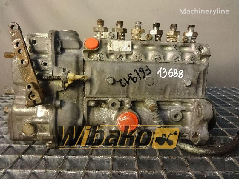 ТНВД  Injection pump Bosch 0400866039 для экскаватора 0400866039 (PES6A80D410/3RS2527)