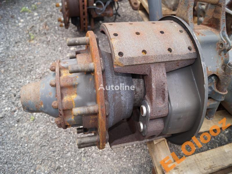 тормозная колодка для грузовика SCANIA TYLNE KOMPLETNE SCANIA P124