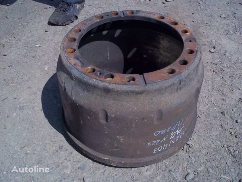 тормозной барабан для грузовика MAN F2000