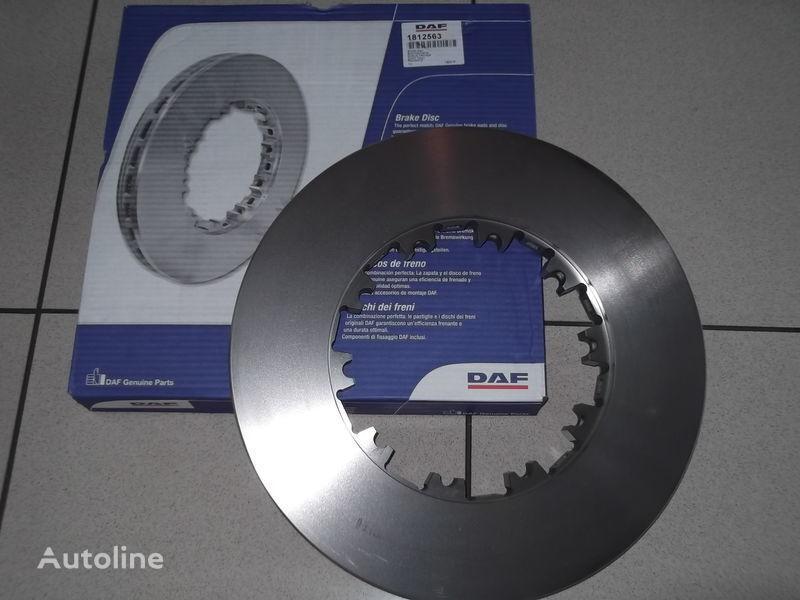 новый тормозной диск  do DAF для грузовика DAF
