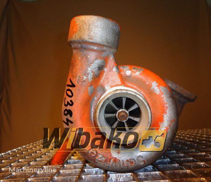 турбокомпрессор  Turbocharger Schwitzer 20I9400139 для другой спецтехники 20I9400139 (4204493KZ)
