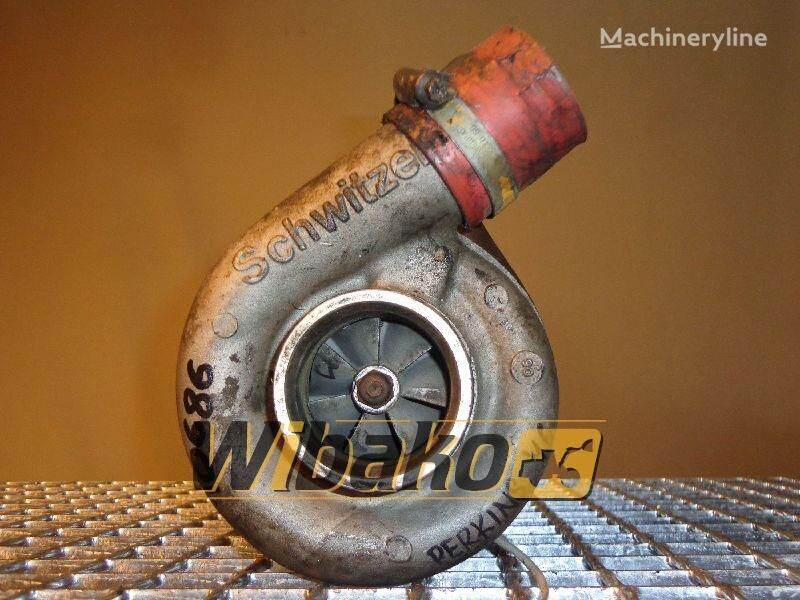 турбокомпрессор  Turbocharger Schwitzer 2674A154 для другой спецтехники 2674A154 (20H90-00260)