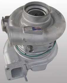 турбокомпрессор  HOLSET HY55V-HE551V для грузовика IVECO F3BE0681/3681