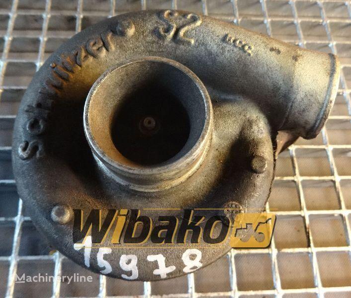 турбокомпрессор  Turbocharger Schwitzer S2A для другой спецтехники S2A (2674A155)