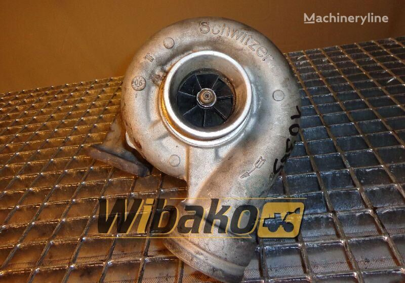 турбокомпрессор  Turbocharger Schwitzer S2B148K для экскаватора S2B148K (19F06-0784)