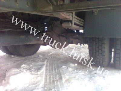 ведущий мост  MAN для грузовика MAN 12.224