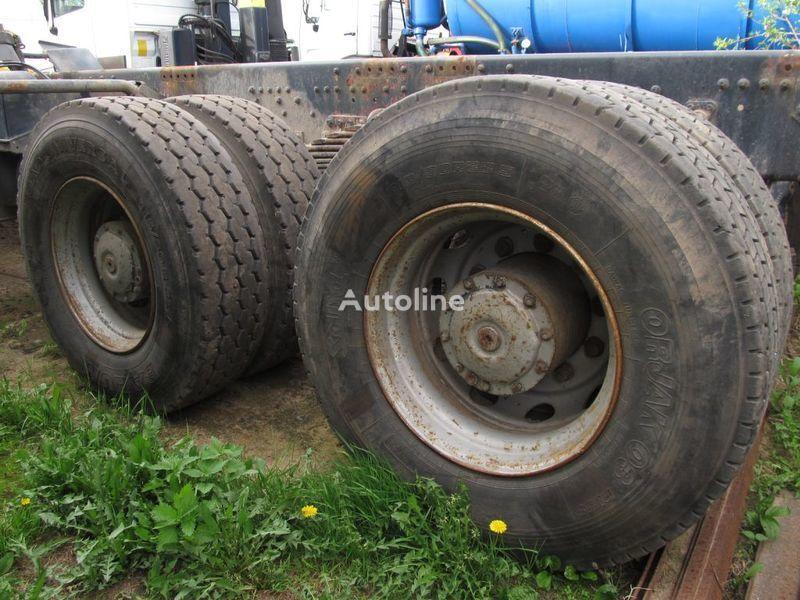ведущий мост  TYLNE MOSTY TANDEM, 2 X REAR DIFFERENTIAL MAN 8X4 8X8 для грузовика MAN 35-414 F2000 8X4