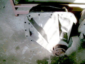ведущий мост  RS1370HV для грузовика VOLVO FH 6x4