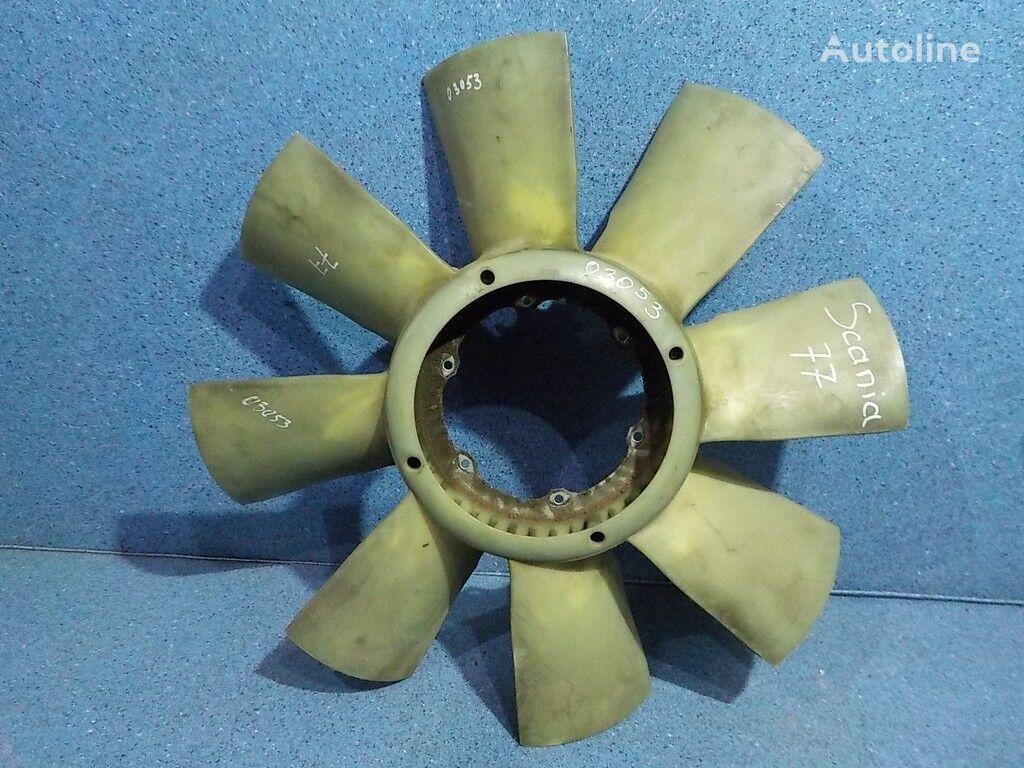 вентилятор охлаждения  Гидромуфта с крыльчаткой Scania для грузовика