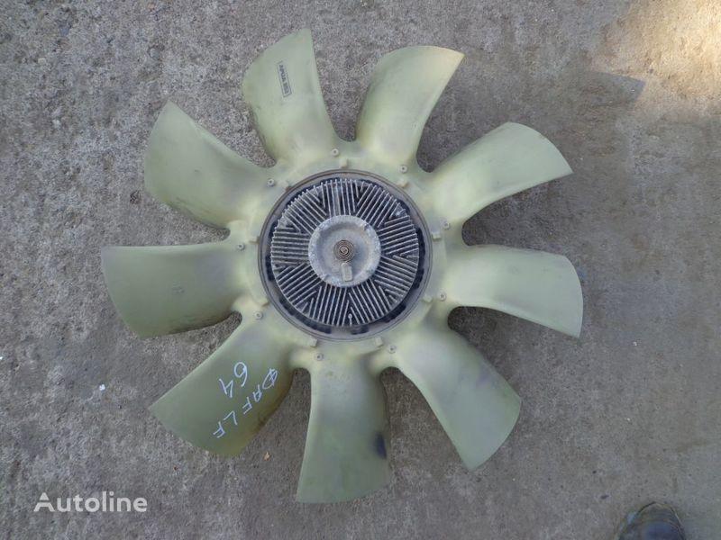 вентилятор охлаждения для грузовика DAF LF