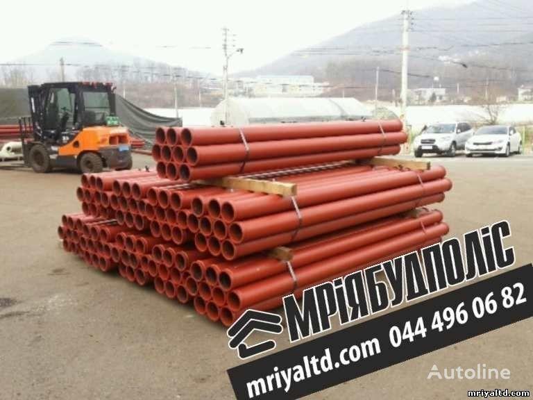 новая запчасти  Трубы (стальной бетоновод) Трубы для подачи бетона, для бетононасоса для автобетононасоса