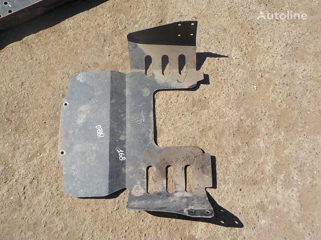 запчасти  Защита двигателя нижняя MAN для грузовика