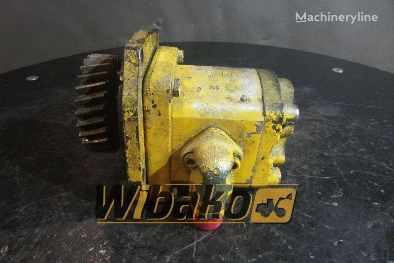 запчасти  Gear pump Bosch 0510666004 для экскаватора 0510666004