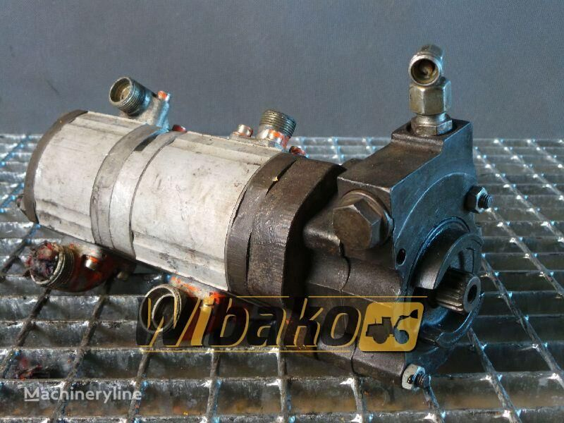 запчасти  Gear pump Rexroth 1PF2G240/022LR20NPK39997900 для бульдозера 1PF2G240/022LR20NPK39997900