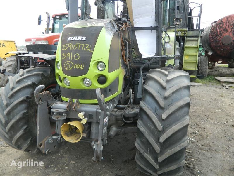 запчасти  б/у запчасти / used spare parts для трактора CLAAS ARES 567 ATZ