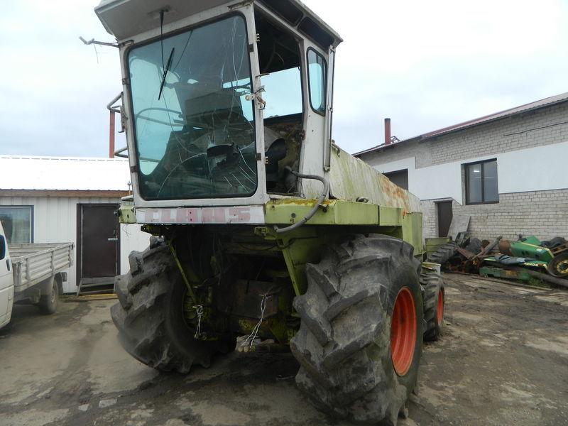 запчасти  б/у запчасти/ used spare parts для жатки кукурузной CLAAS JAGUAR 690