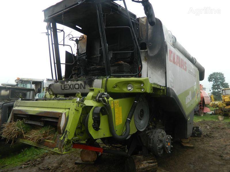 запчасти  б/у запчасти/ used spare parts для комбайна CLAAS LEXION 600 после аварии