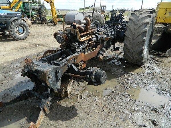 запчасти  б/у запчасти / used spare parts для трактора DEUTZ-FAHR AGROTRON 130