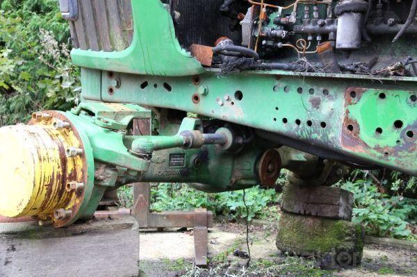 запчасти  JOHN DEERE 6920 б/у запчасти / used spare parts для трактора JOHN DEERE 6920