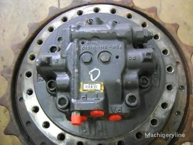 запчасти  Traction Motor для экскаватора KOMATSU PC 340-7