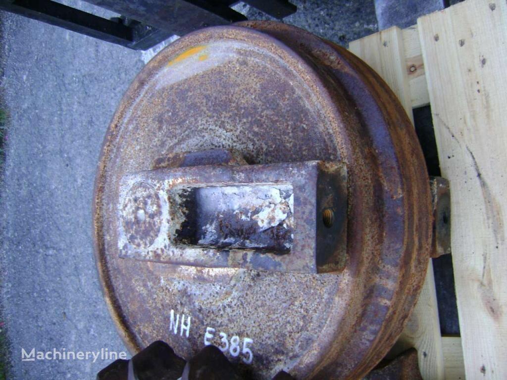 запчасти  Idler Wheel для экскаватора NEW HOLLAND E 385