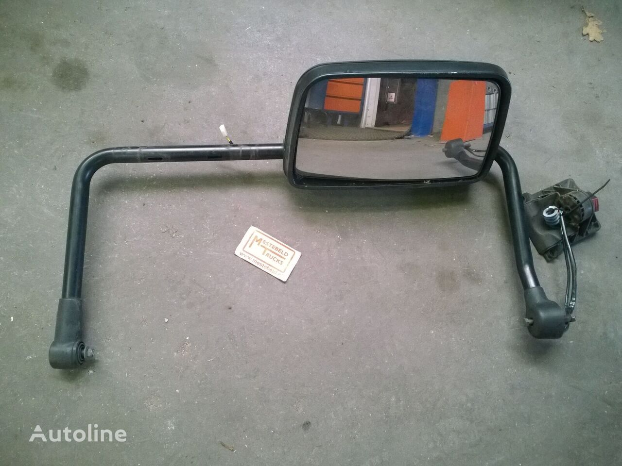 зеркало для тягача DAF Spiegel + steun LF45 rechts