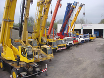 Торговая площадка IMC International Mobile Cranes GmbH