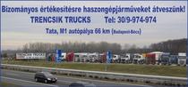 Торговая площадка Trencsik Kft