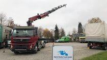 Торговая площадка Agron Haxha Truck GmbH