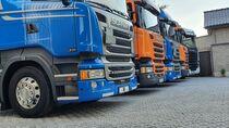 Торговая площадка JvG Trucks & Vans