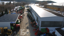Торговая площадка ARNEUBA Landtechnik und Fahrzeuge GmbH