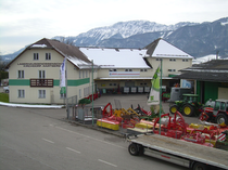Торговая площадка LTC Kirchdorf