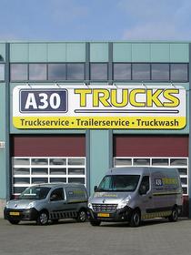 Торговая площадка A30 trucks