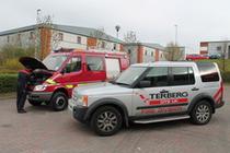 Торговая площадка Terberg DTS UK Ltd – Fire & Rescue Division