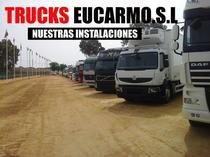 Торговая площадка Trucks Eucarmo sl