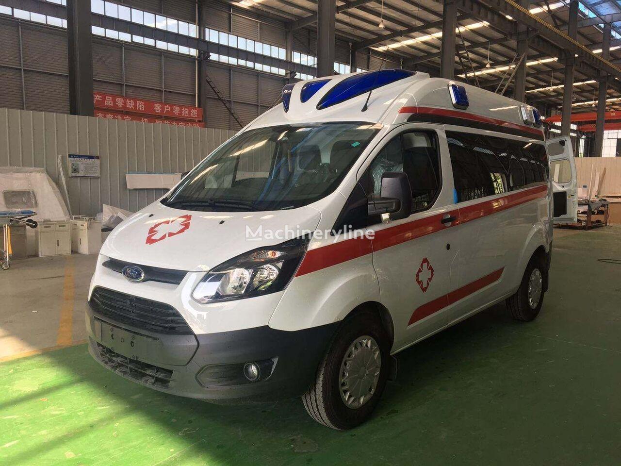 новая машина скорой помощи FORD JX6503TB-L6