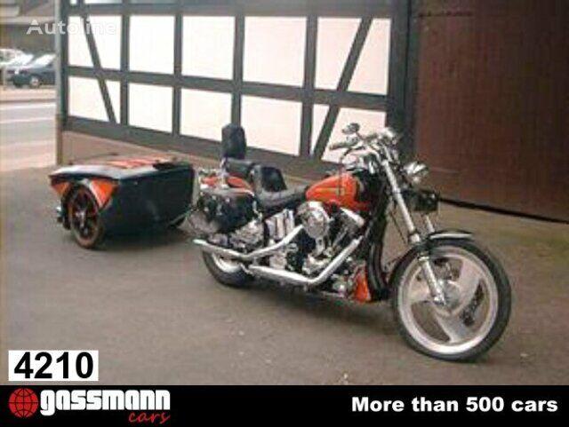 мотоцикл HARLEY-DAVIDSON  Softail Custom