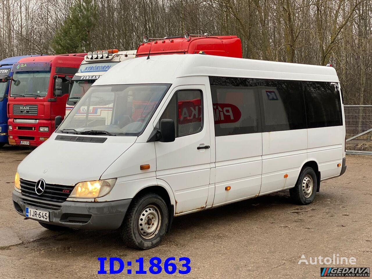 пассажирский микроавтобус MERCEDES-BENZ Spriter 313