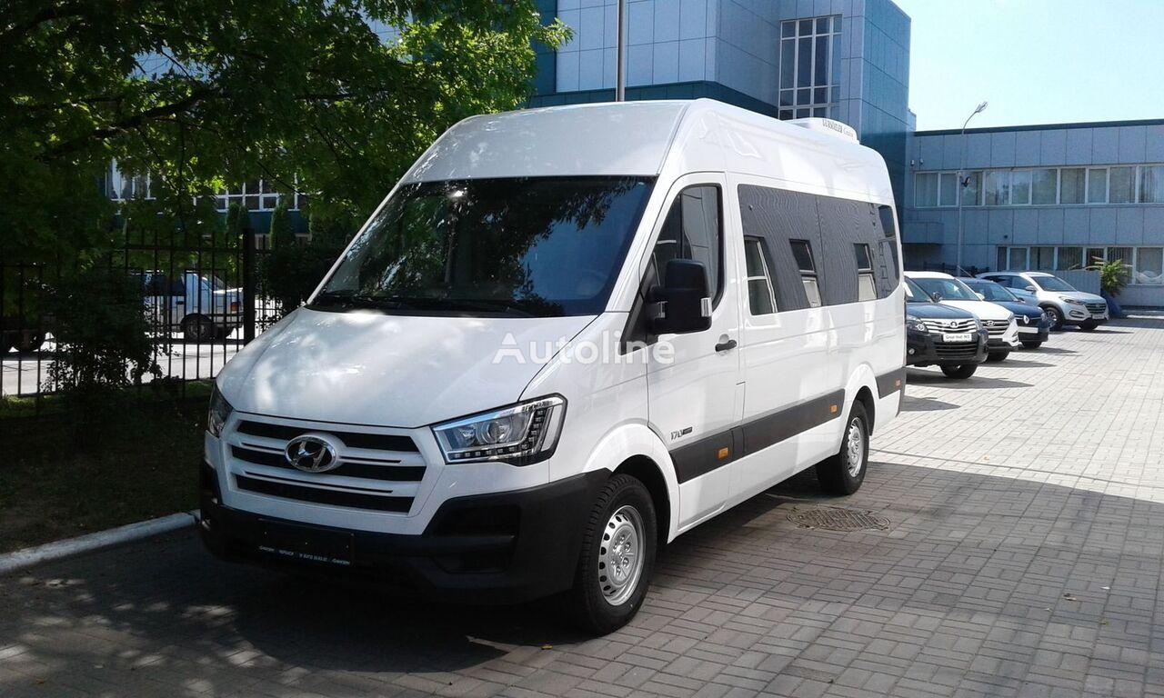 новый пассажирский микроавтобус HYUNDAI H-350