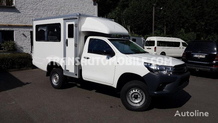 новый пассажирский микроавтобус TOYOTA HILUX/REVO PICKUP SINGLE CAB DIESEL MINIBUS