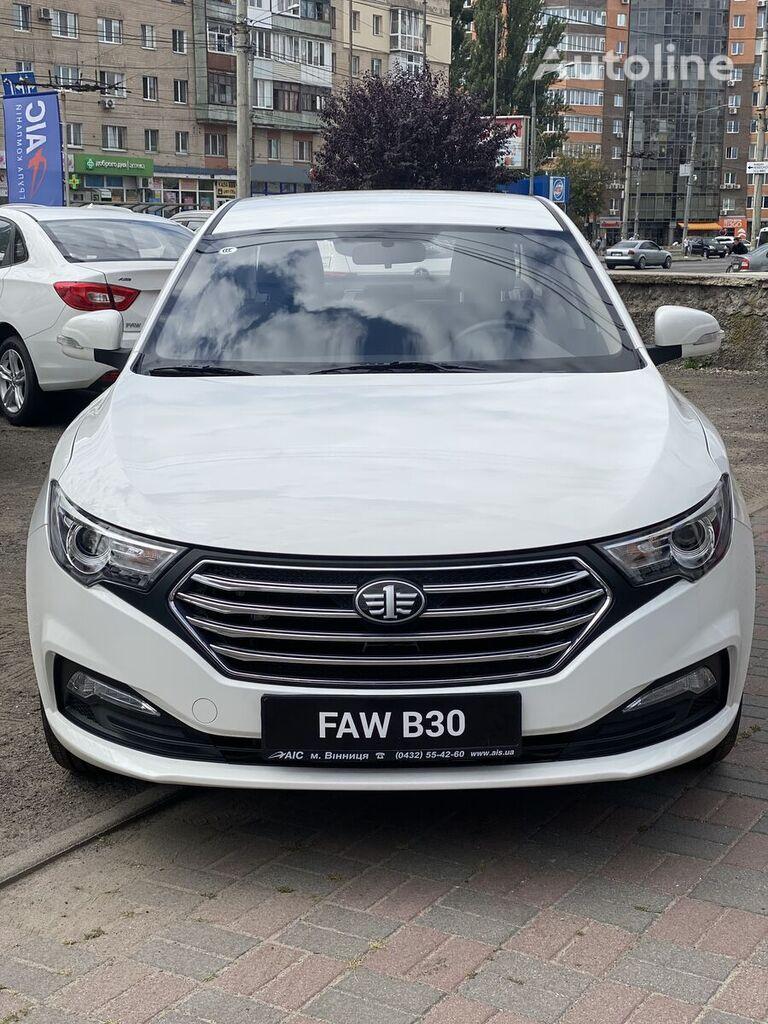 новый седан FAW B30