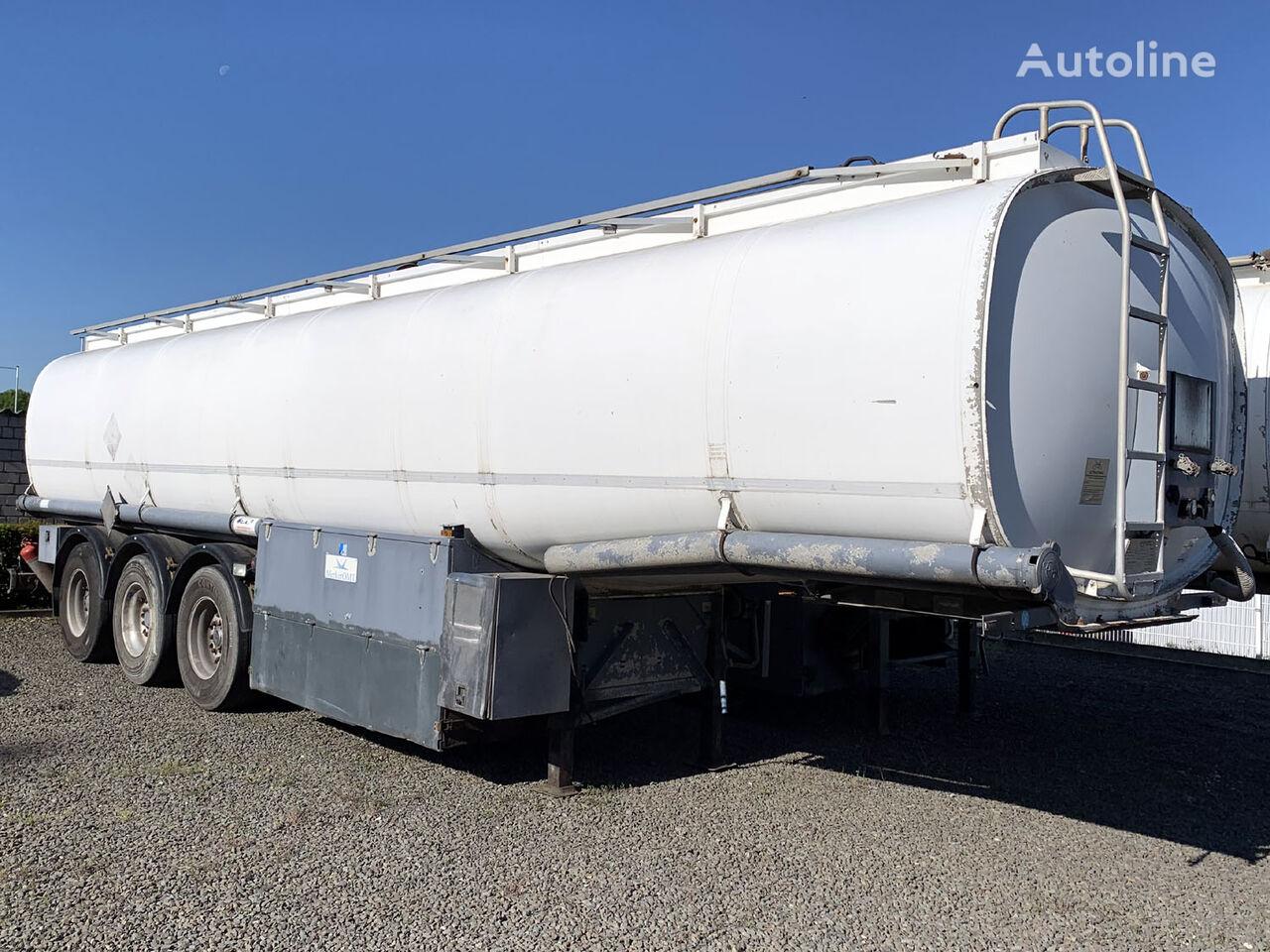 цистерна гсм OMT fuel/benzin/diesel 40880 Ltr. 5x Kammer, new ADR