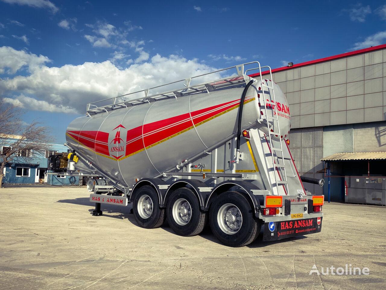 новая цистерна силос ALAMEN Any size brand new cement bulker, dry-bulk silo