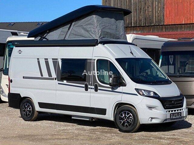 новый дом на колесах CARADO CV-600 Pop-up strecha - začiatok 2022