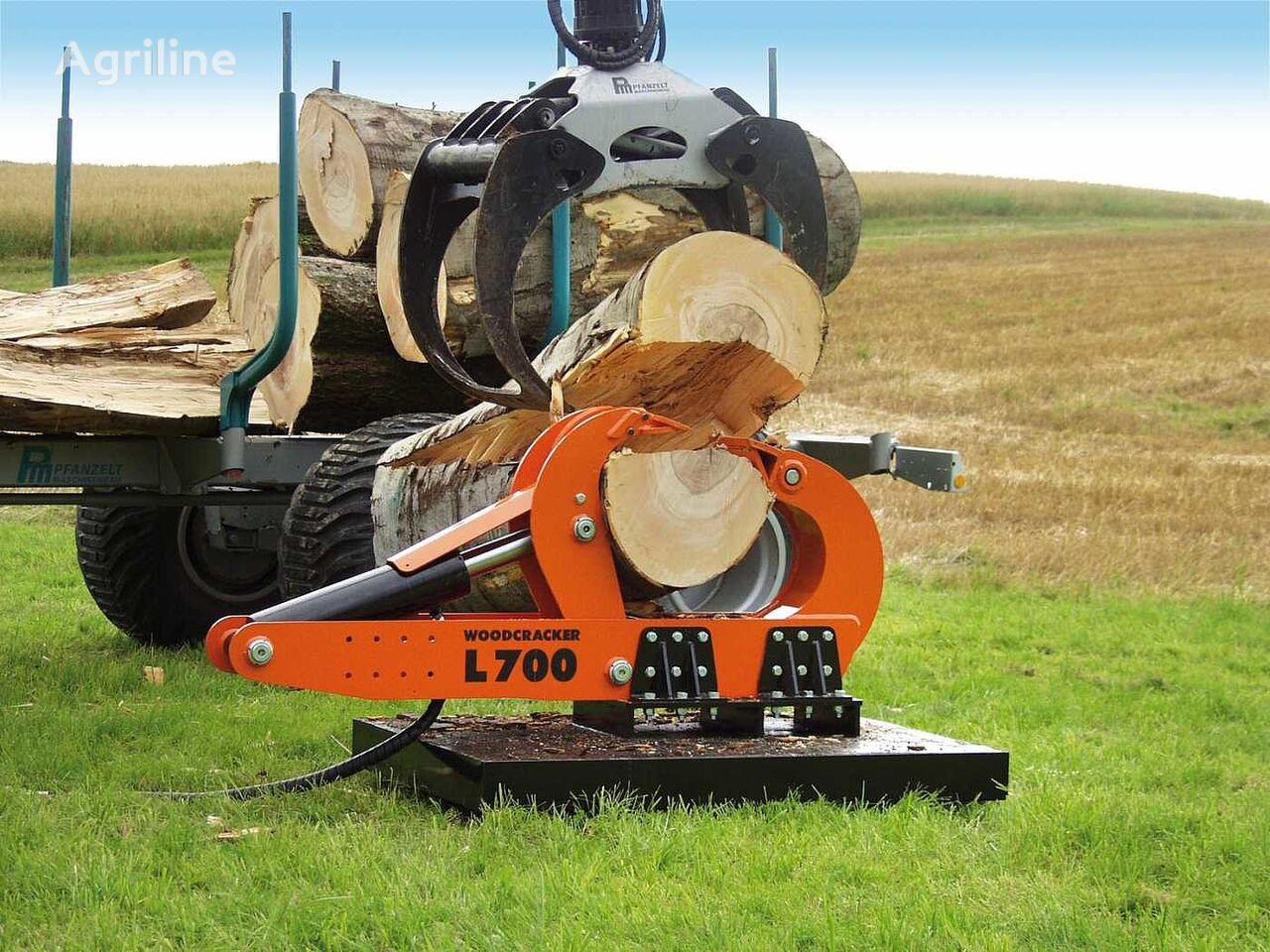 новый дровокол WESTTECH Woodcracker L540 L700 L920 Spaltzange