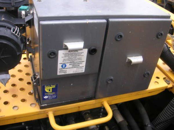 другое оборудование Onbekend Amberg (432)Schutzbelüft. / protective ventilation