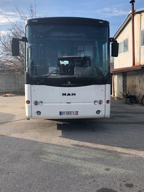 экскурсионный автобус MAN