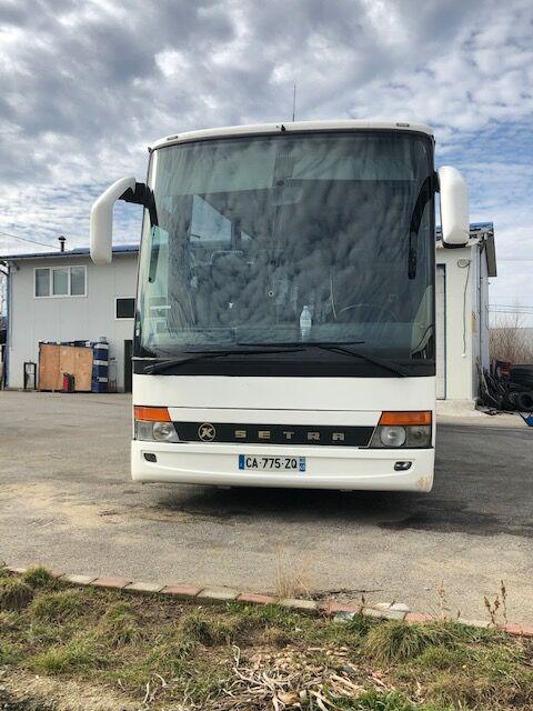 экскурсионный автобус SETRA GT315-HD