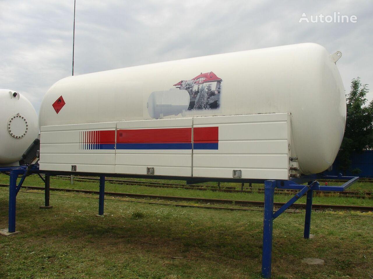 газовая цистерна